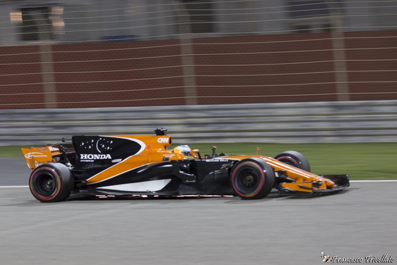 Honda F1 2017