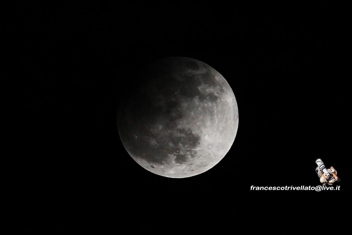 Eclissi Lunare Parziale (25apr'13)