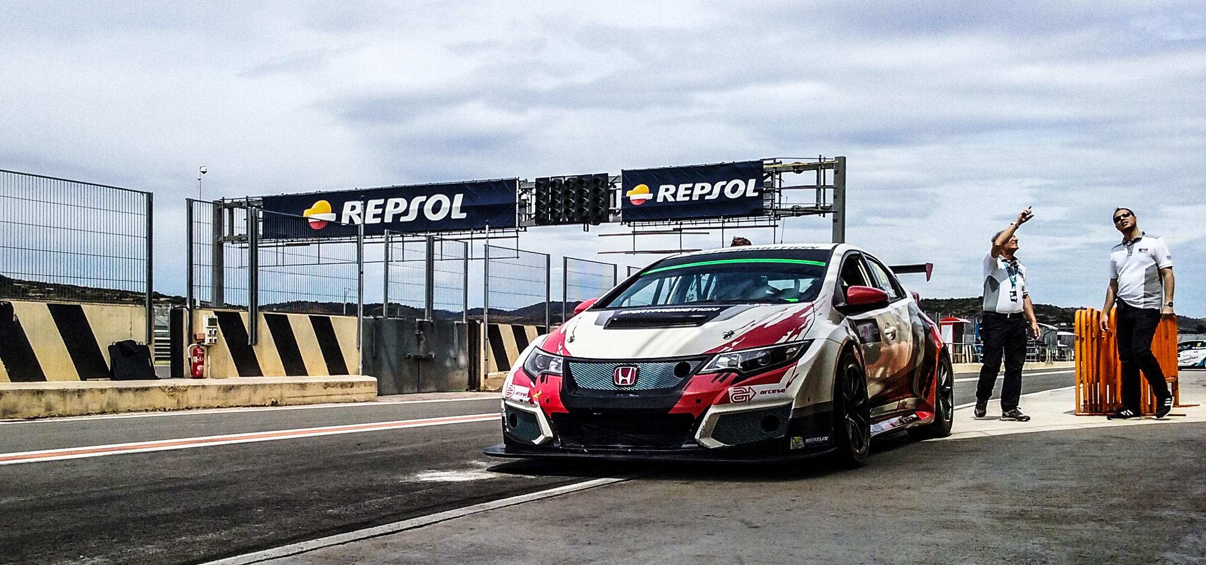 TCR International Series,Valencia'15