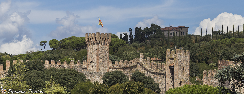 Este, Castello
