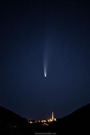 Cometa Neowise, 12 luglio 2020