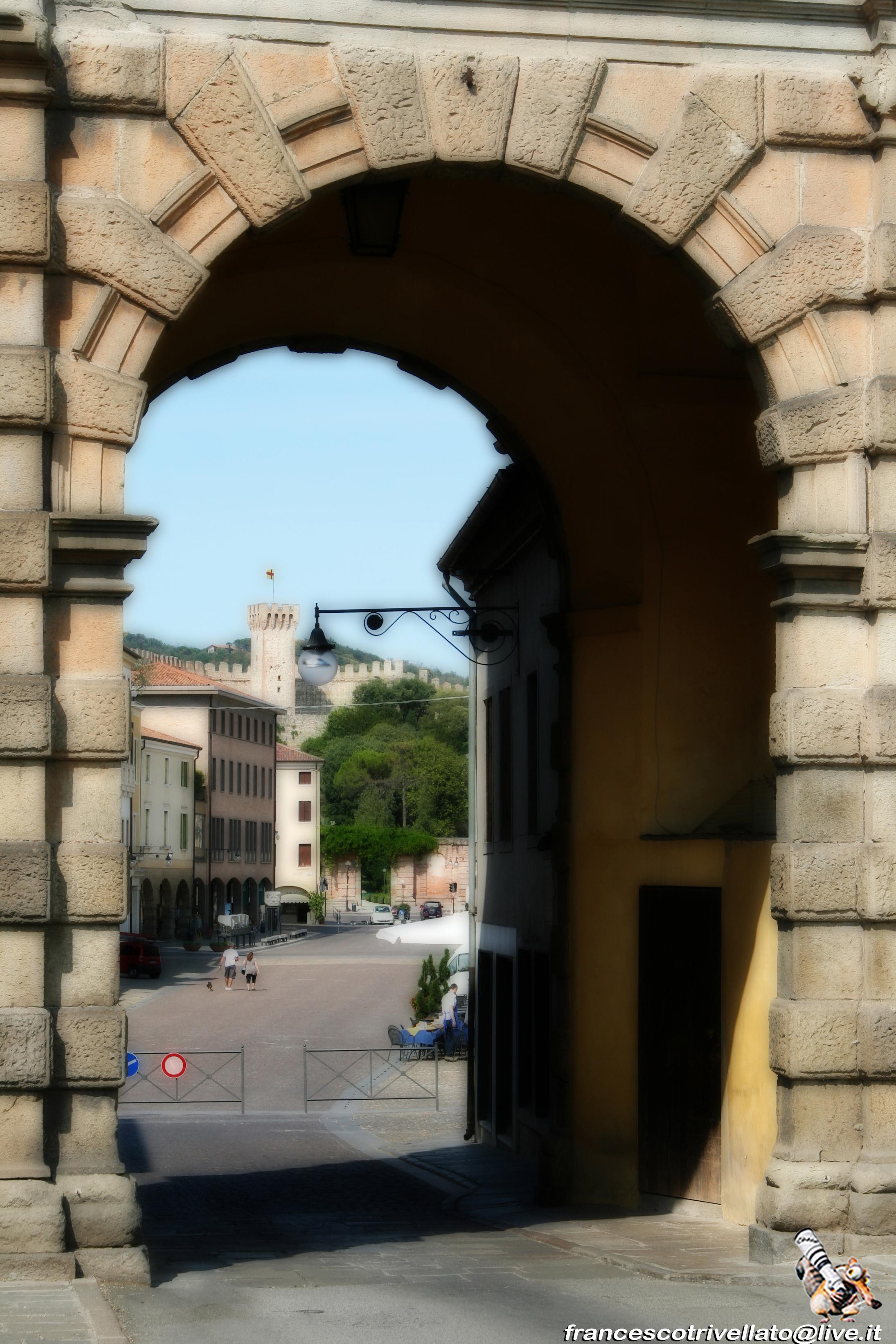 Ponte Porta Vecchia