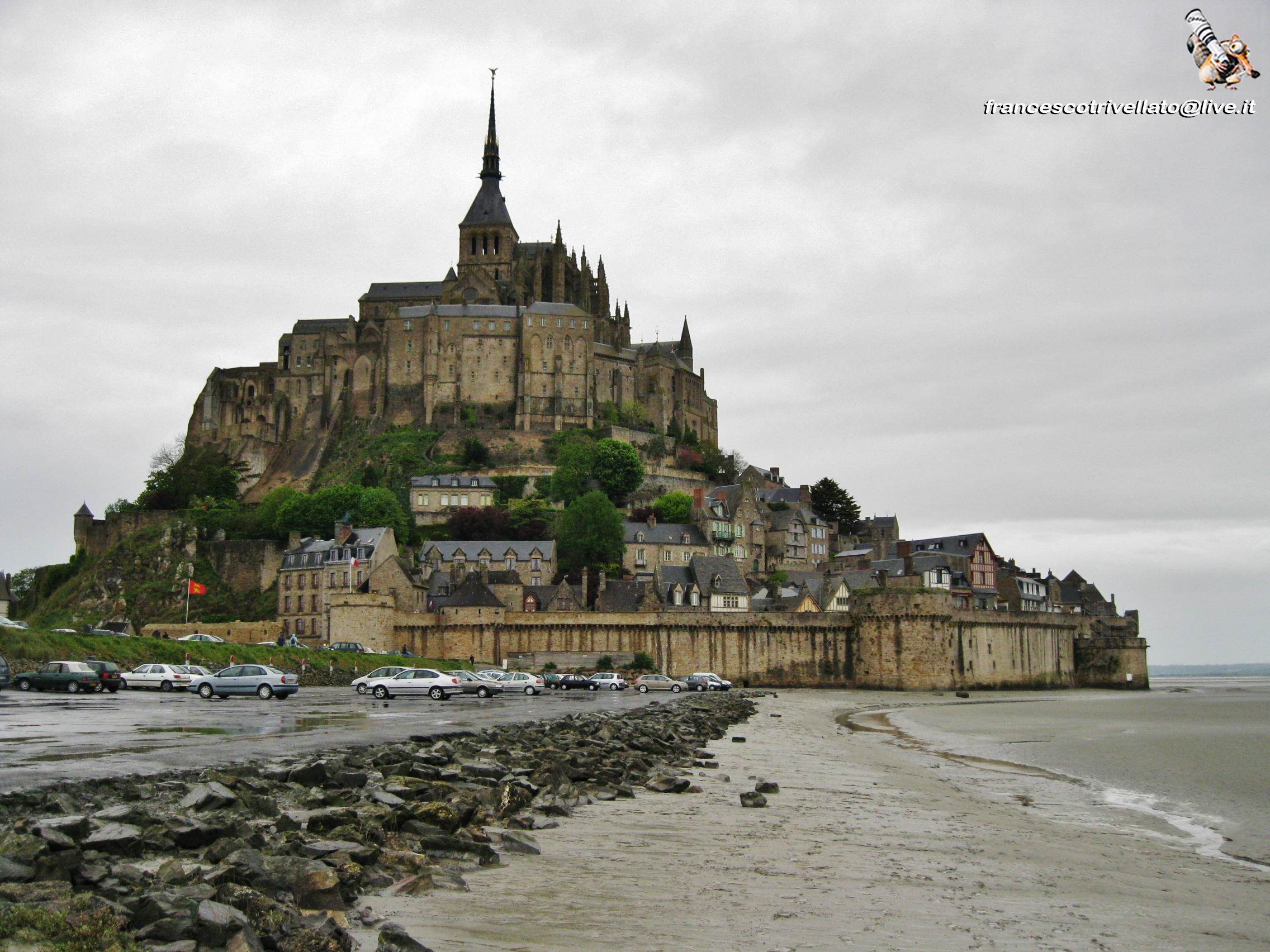 Le Mt. Saint Michel