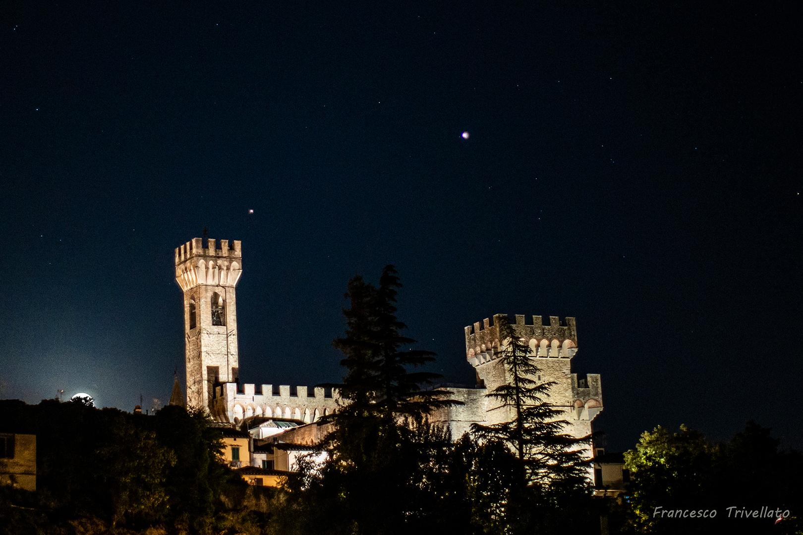 Castello dei Vicari, Scarperia