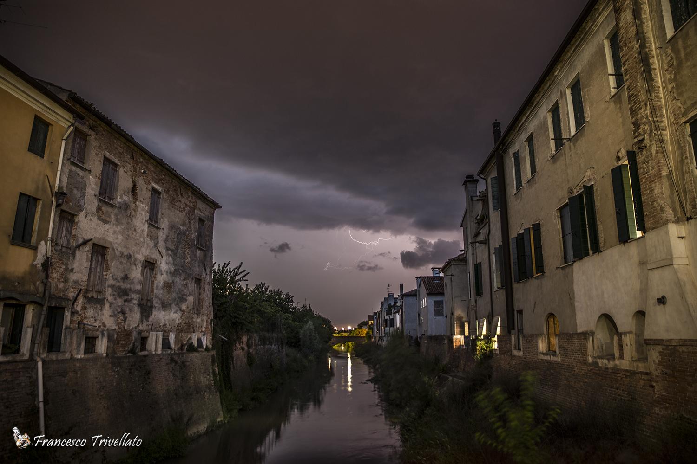 Este, canale Bisatto