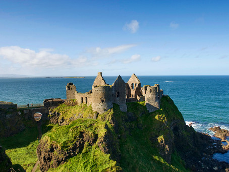 Ireland – a beauty that dazzles on the big screen