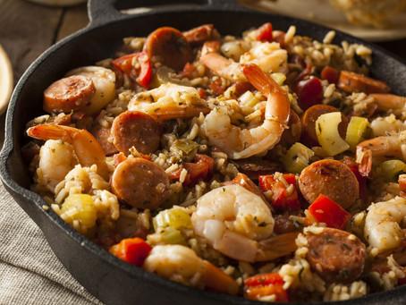 February Recipe of the Month-Jambalaya