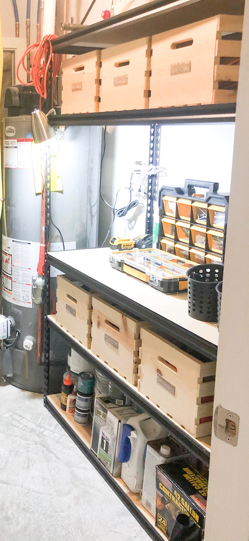 DIY, tool room, home improvement