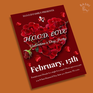 H.O.O.D Riderz Flyer (Red)