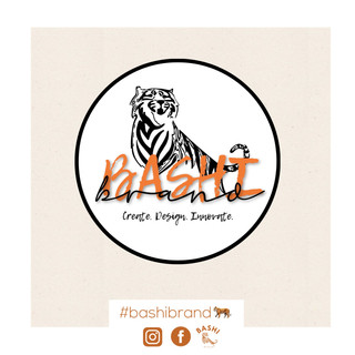 BASHI Brand Logo