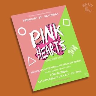 Skate Event Flyer