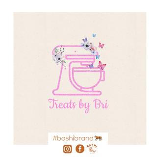 Treats by Bri Logo
