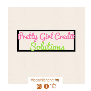 Pretty Girl Cedit Solutions Logo