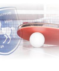 Der ungebetene Gast beim Tischtennis