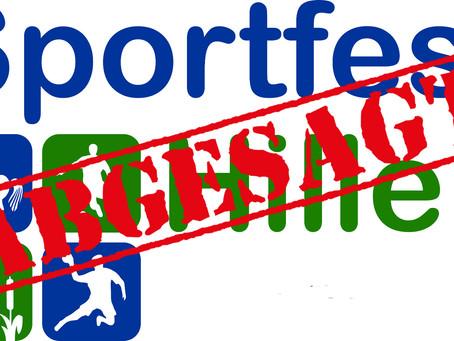 Sportfest Hille 2020 abgesagt
