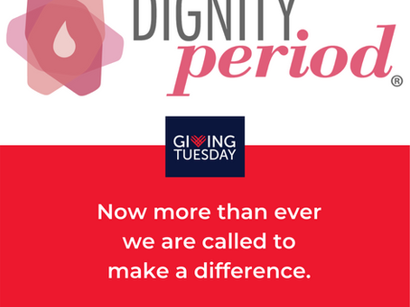 Give Dignity this #GivingTuesday
