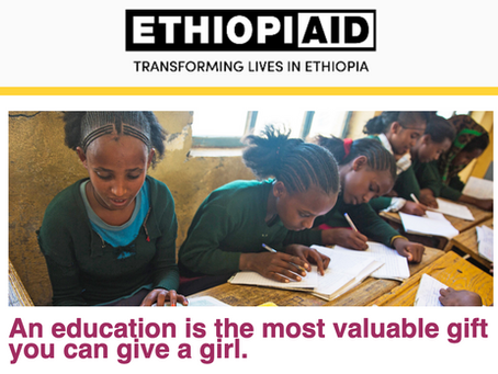 Dignity Period funder rallying support to combat period poverty, keep girls in school