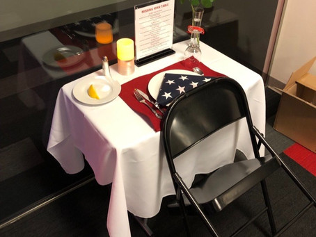 Missing Service Member Table