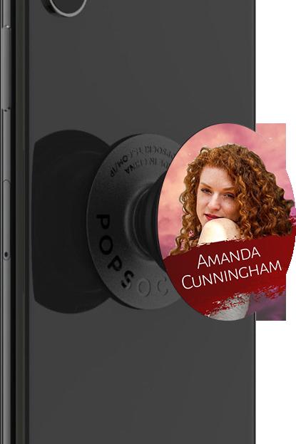 Amanda Cunningham Pop Socket