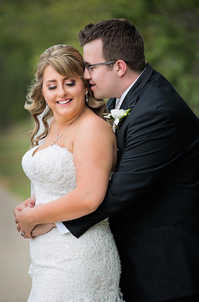 Lindsay and Trevor Wedding
