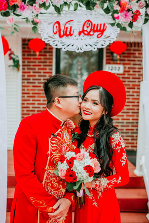 Lanna & Travis Wedding