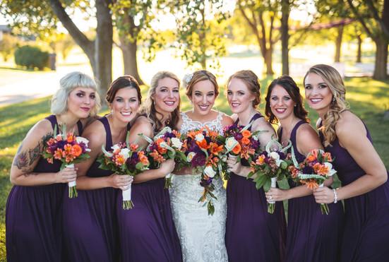 Alison & Keaton Wedding