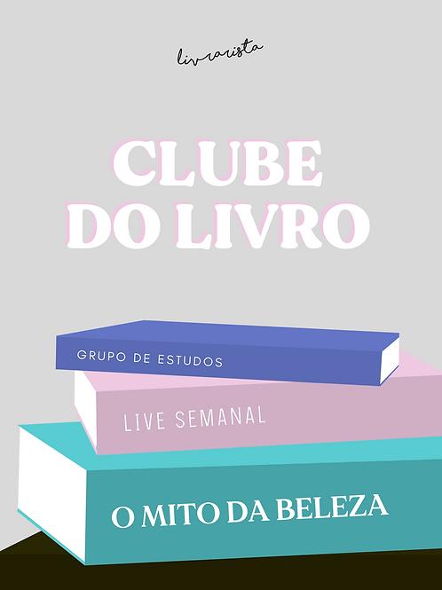 Clube do Livro + Livro (O Mito da Beleza)