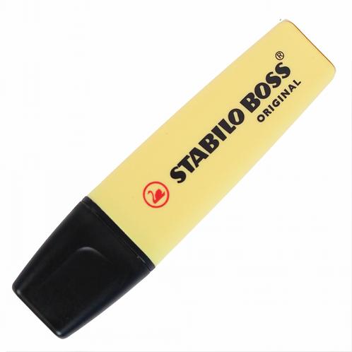 Stabilo BOSS - Amarelo Pastel