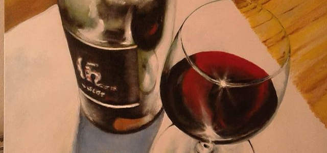"""""""Red Wine Two"""""""