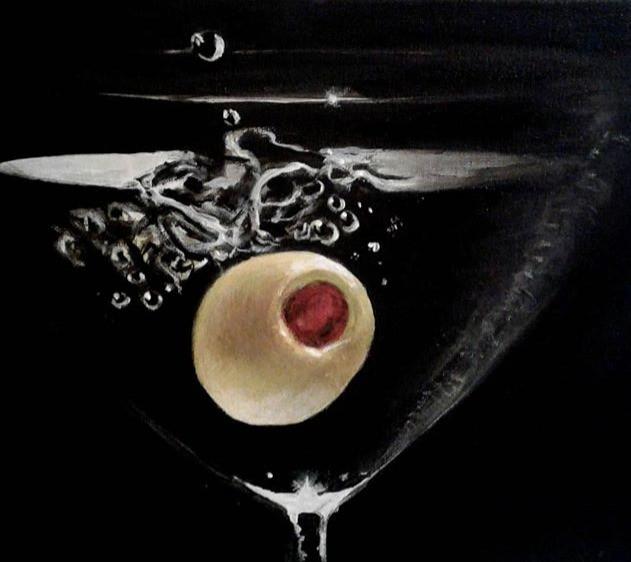 """"""" Olive Splash """""""