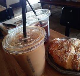 Groundwork Coffee: Train Station Turned Café