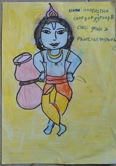 Harshitha Ganesh_Group B_Grade 2_9459601