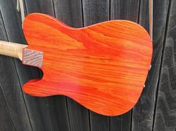 Trans Orange Back