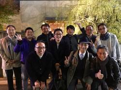 京都試作ネット代表、最上インクス(株)鈴木社長との交流会を開催