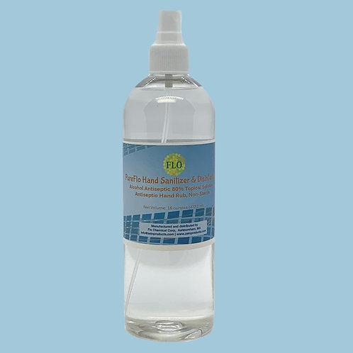 16 oz Spray Bottle
