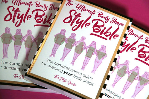 The Ultimate Body Shape Style Bible