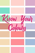 Online Personal Colour Analysis