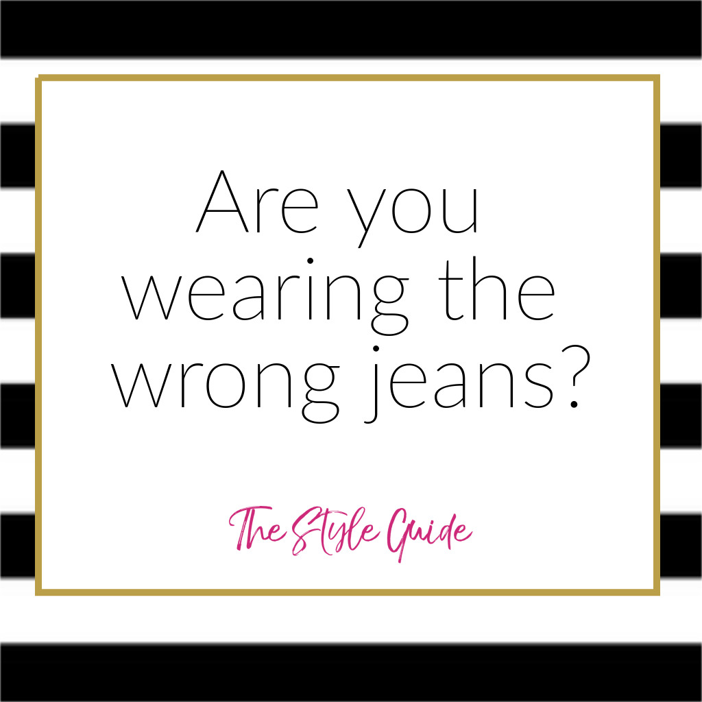 Figure Out Your Best Jeans
