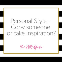 What's your personal style?