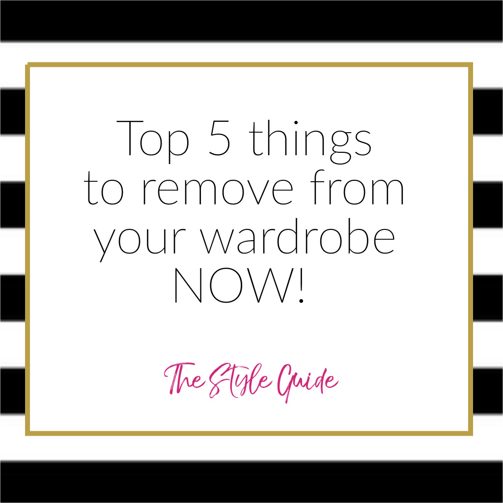 Sort Your Wardrobe And Become Calmer