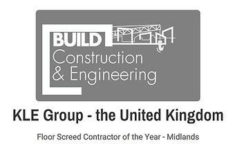 Floor Screed Contractor of the Year Award - Midlands