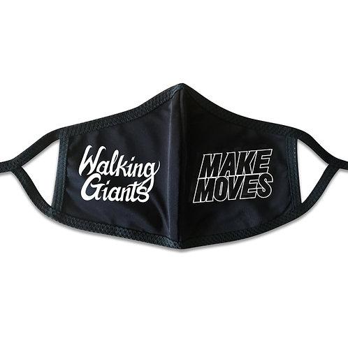 Face Mask - Duo Print