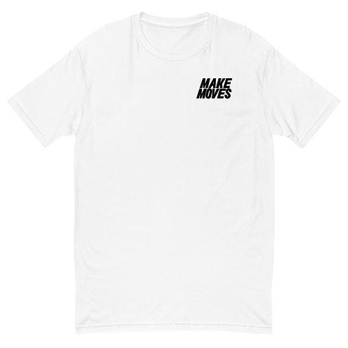 Stacks T-shirt - White/Black