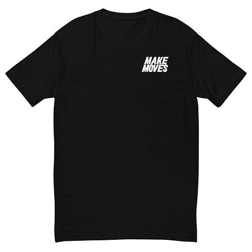 Stacks T-shirt - Black/White