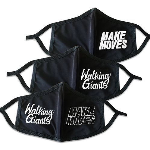Face Mask - 3 Pack