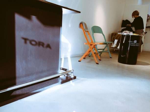 TORA一週目をおえて。