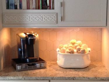 Kitchen Counters in Granite