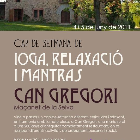 retir a Can Gregori al Juny
