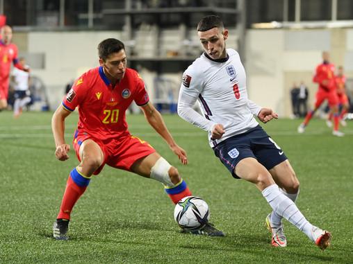 Foden marvels, Grealish scores as England hammer Andorra – International Roundup (09/10/21)