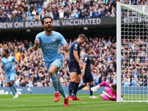 Brilliant Bernardo brings victory – Manchester City 2-0 Burnley Review
